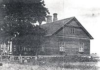 Kantküla koolimaja. (erakogu)